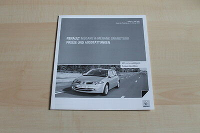Grandtour Renault Megane Prosp Jahre Lang StöRungsfreien Service GewäHrleisten Preise & Tech 98316 Daten & Ausstattungen