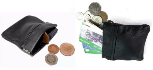 NEW Coins Pouch Change Purse Small Coin Bag Shopper Money Holder Wallet Men*sprC
