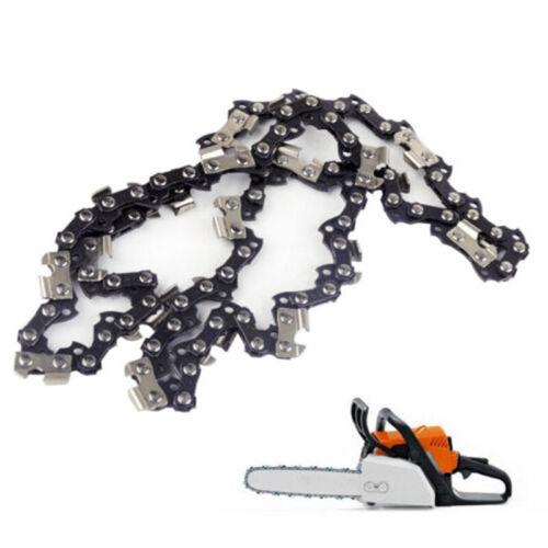 12 Metal Chainsaw Saw Chain Blade 3//8LP .050 Gauge 44DL Drive Links Wood