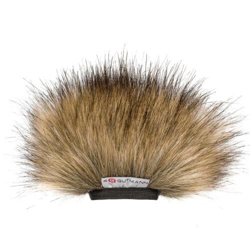 Gutmann micrófono protección contra el viento para zoom h4n pro h4nsp Premium Edition Wolf