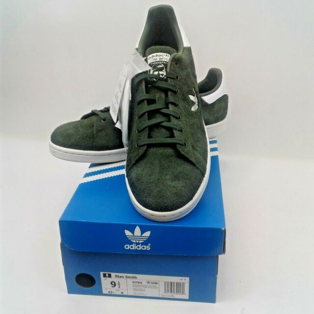 san francisco 1eb14 0034c Adidas Originals Stan Smith Suede Mens Trainers Sneakers Shoes-B37896 MSRP  $120