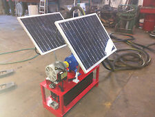 Flowdaddy 60 Solar Powered Off Grid Pumping System Withgoulds Pump