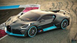 Bugatti-Divo-Auto-Car-Art-Silk-Wall-Poster-Print-24x36-034