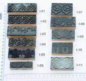 Ornamente jugendstil w schestempel stempel stoffstempel for Ornamente jugendstil