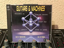 GUITARS & MACHINES, SA 42, FRONT 242, POLAR PRAXIS, AGE OF LOVE, NEAR MINT TOP.