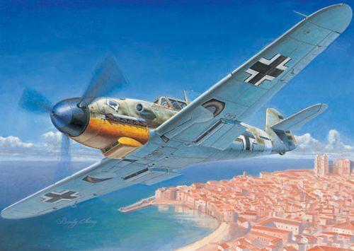 Trumpeter 1 32 Messerschmitt Bf-109F-4