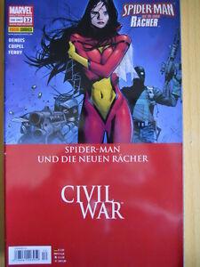 Distingué Spider Man N°12 2007 Ed. Marvel Deutschland [g.139]