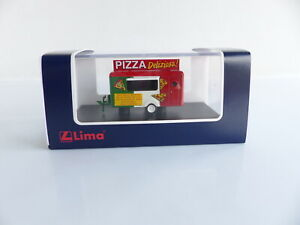JOUEF-LIMA-HC5002-FOOD-TRAILER-REMORQUE-PIZZA-ECHELLE-1-64-eme