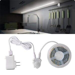 Flexible-LED-Strip-Under-Bed-Night-Light-Activated-Motion-Sensor-Lamp-Warm-White