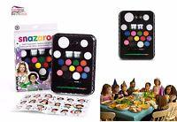 Snazaroo Face Painting Paint Kit Set Makeup Palette Ultimate Party Kids Fancy