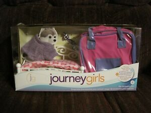 2015-JOURNEY-GIRLS-PET-ACCESSORY-SET-TOYS-R-US-NEW-UNOPENED