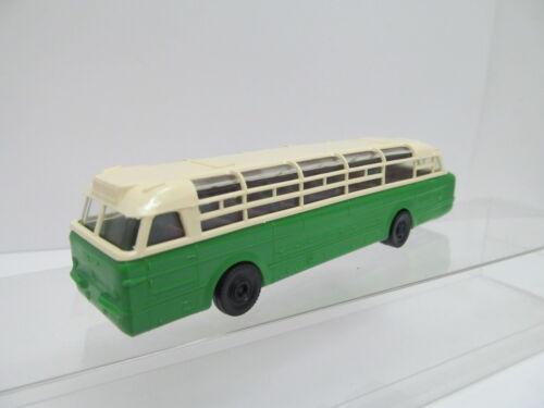 Eso-14336 ses 1:87 bus con signos de desgaste mínimos