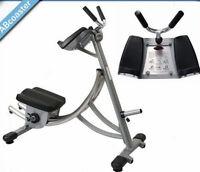 Ab Coaster Flex Exercise Machine Bottom Up Movement, Latest Foldable Model