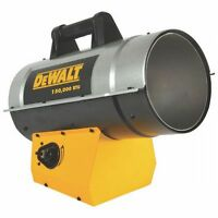 Dewalt Propane Forced Air Heater Variable To 150,000 Btu 21066