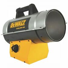 Dewalt Propane Forced Air Heater Variable to 150,000 BTU 21066
