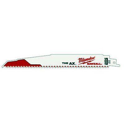 Milwaukee 48-01-7035 6 Inch 5 TPI Sawzall Reciprocating Saw Blade