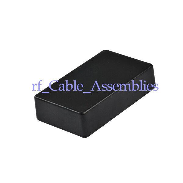 5x New Plastic Electronic Project Box Enclosure Instrument case DIY 100x60x25mm