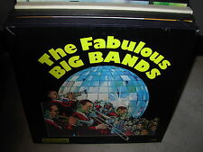 BIG BANDS fabulous ellington, noble, james, norvo, hudson, duchin - box set -