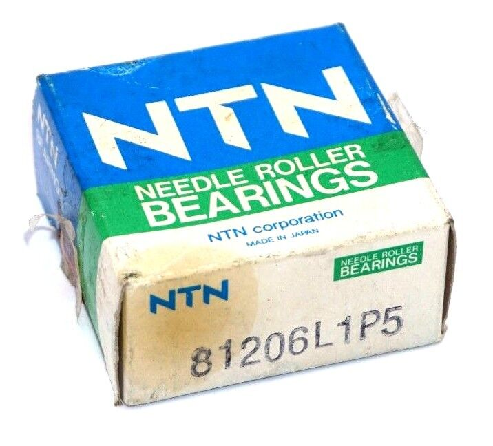NEW NTN 81206L1P5 NEEDLE THRUST BEARING