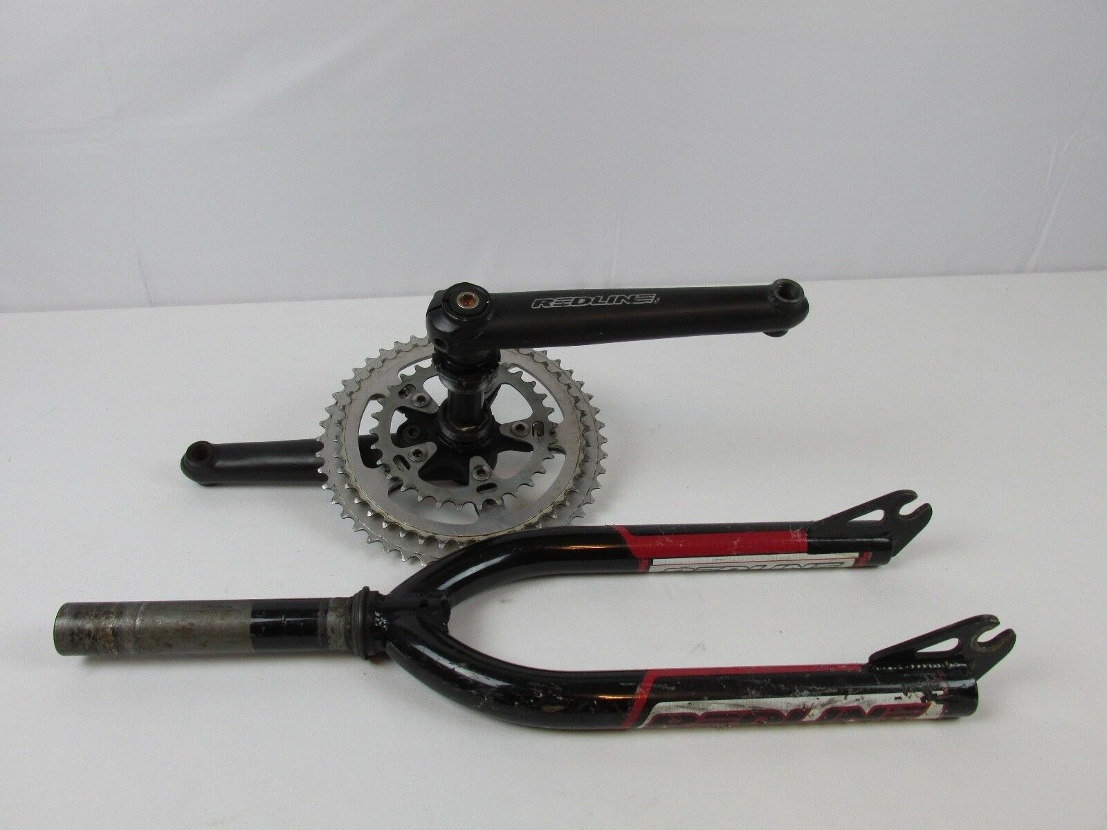 Redline BMX Bike Bicycle Crank Forks  Sugino Redline Crank Old School Parts  will make you satisfied