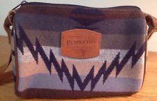 PRE-OWNED VTG USA PENDELTON SHOULDER PURSE SMALL BAG BLANKET WOOL NAVAJO