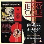 Jerry Cole - Guitars A Go Go Volume 2 (CDCHD 1263)