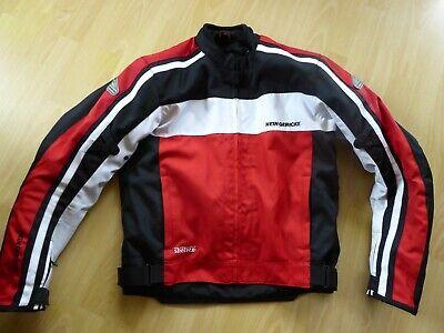 Bequeme Textil Motorradjacke von Hein Gericke ProSports, Herren Gr. 50M | eBay