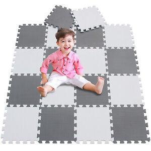 20pcs Eva Foam Mat Soft Floor Tiles