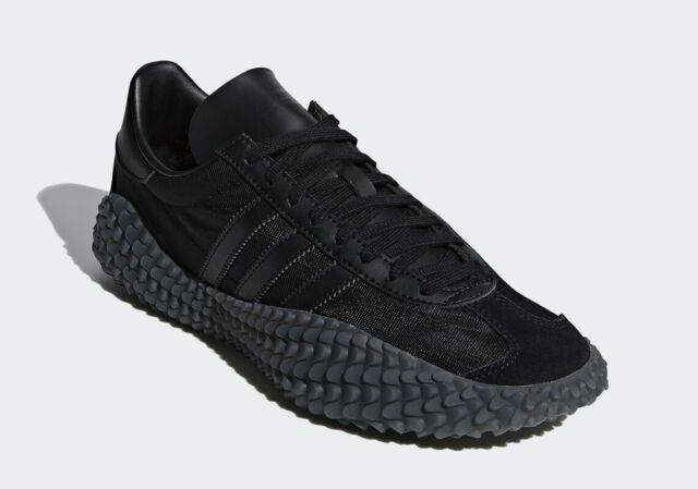 aficionado baloncesto Primero  Size 10 - adidas Kamanda Country Core Black 2018 for sale online | eBay