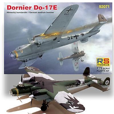 RS Models 1//72 DORNIER Do-17K German Bomber in International Service