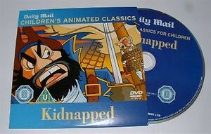 Children&#039;s Animated Classics: Kidnapped - engl. DVD - <span itemprop='availableAtOrFrom'>Berlin, Deutschland</span> - Children&#039;s Animated Classics: Kidnapped - engl. DVD - Berlin, Deutschland