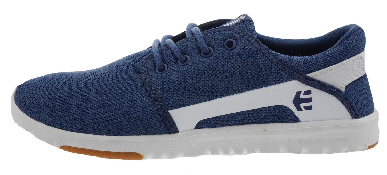 Etnies scout 4101000419 running zapatos azul blancoo 186762