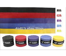 10pcs Absorber Sweat Stretchy Tennis Squash Racquet Band Grip Tape Overgrip cdj
