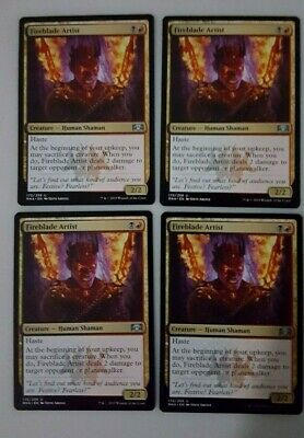 4x Sentinel/'s Mark NM-Mint English Ravnica Allegiance MTG Magic