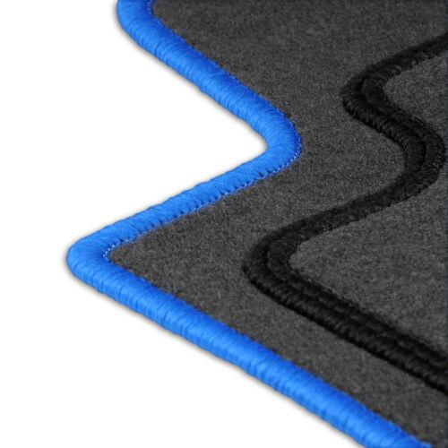 Fußmatten Auto Autoteppich passend für Ford Cougar 1998-2001 CASZA0103
