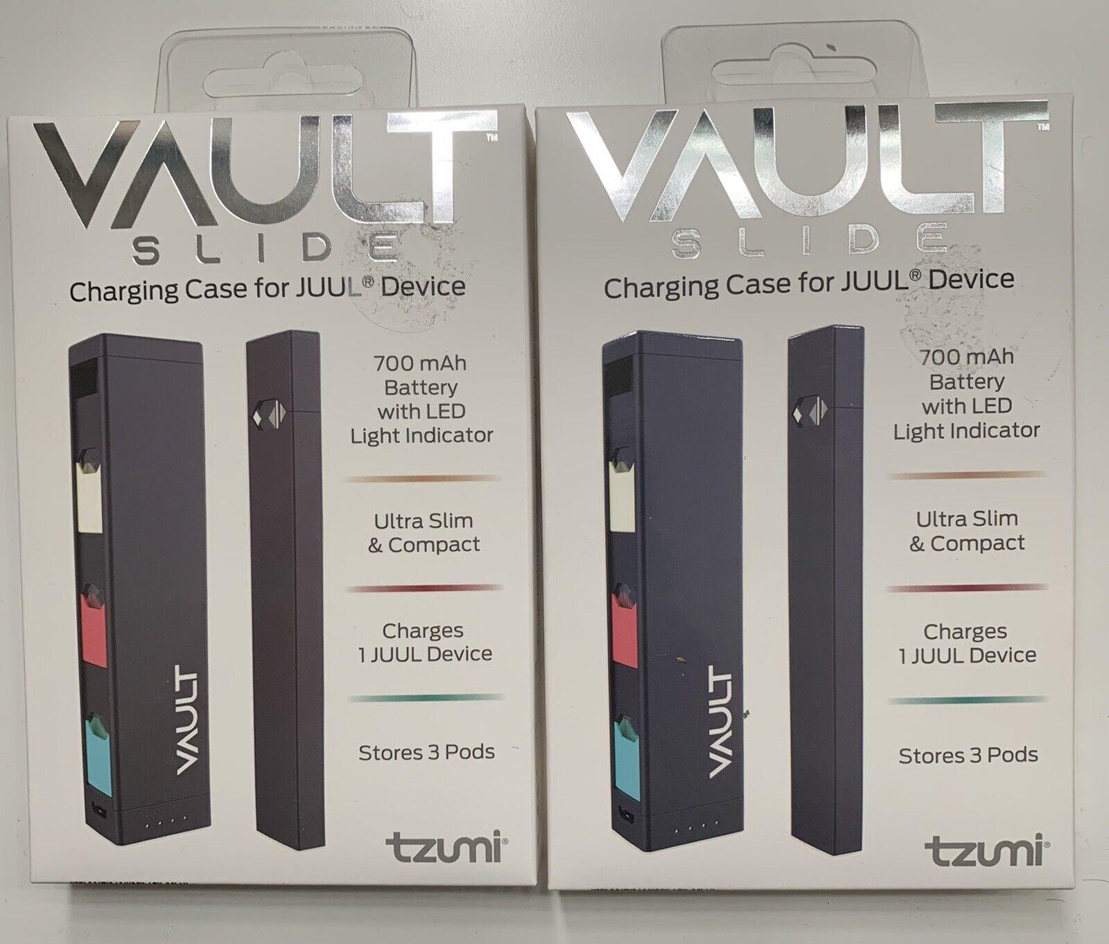 New (2pack)Tzumi vault slide charging case - Free Shipping