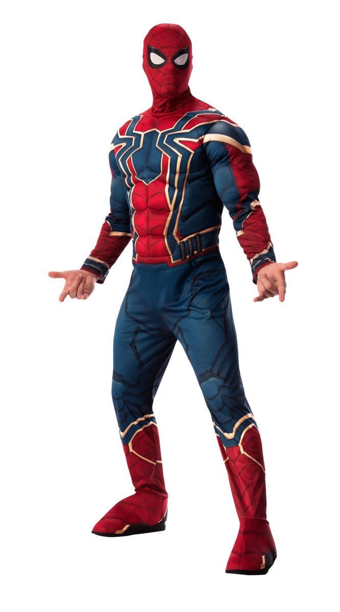 CA867 Infinity War Thor Avengers Superhero Ragnarok Supernova Muscle Men Costume