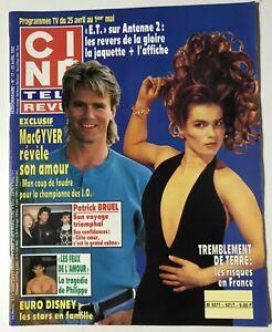 CINE-REVUE-17-1992-R-D-ANDERSON-KATARINA-WITT-KATE-JACKSON-JANE-SEYMOUR