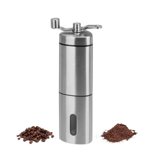 Macina Caffè manuale Macina in acciaio leggero Facile da Usare e Portare coffee