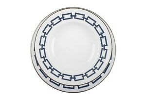 Catene Zaffiro by Richard Ginori serves. Dishes 18 Pcs For 6 People ...