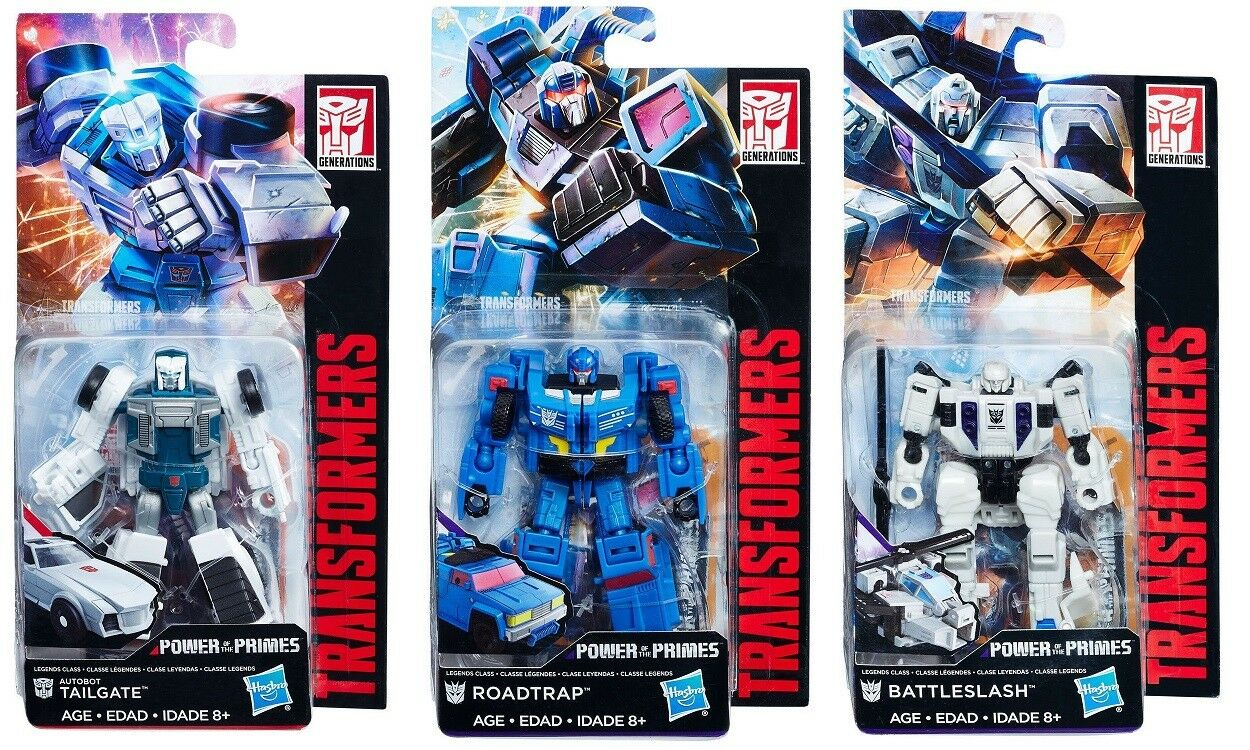 HASBRO TRANSFORMERS GENERATIONS PROER OF THE PRIMES LEGENDS CLASS ACTION FIUGRE