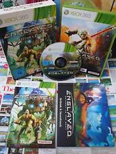 XBox 360:Enslaved - Collector's Edition [TOP NAMCO & RARE] COMPLET - Fr