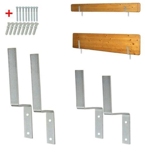 Wandhalterung für Biertischgarnitur Bierzeltgarnituren Aufhängung Festzelt NEU