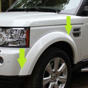 Rueda-Delantera-Arco-Trim-moldeo-para-Land-Rover-Discovery-4-ala-de-plastico-LR010632