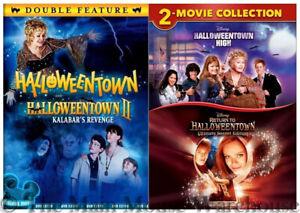 Complete-Disney-Halloweentown-Series-1-2-3-amp-4-Movie-Pack-Halloween-DVD-Bundle