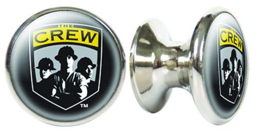 CABINET KNOBS COLUMBUS CREW MLS DRAWER PULLS