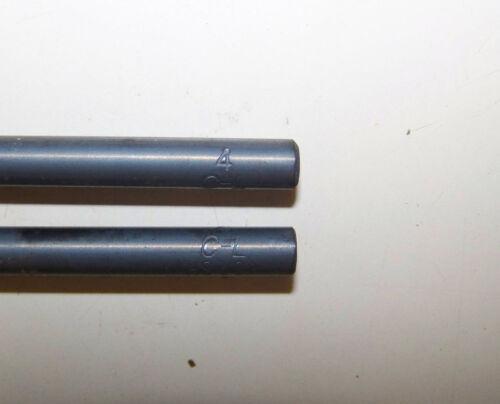 #4 1 Dozen 4 Number 4 HSS Twist Drill Bit by Chicago-Latrobe USA No