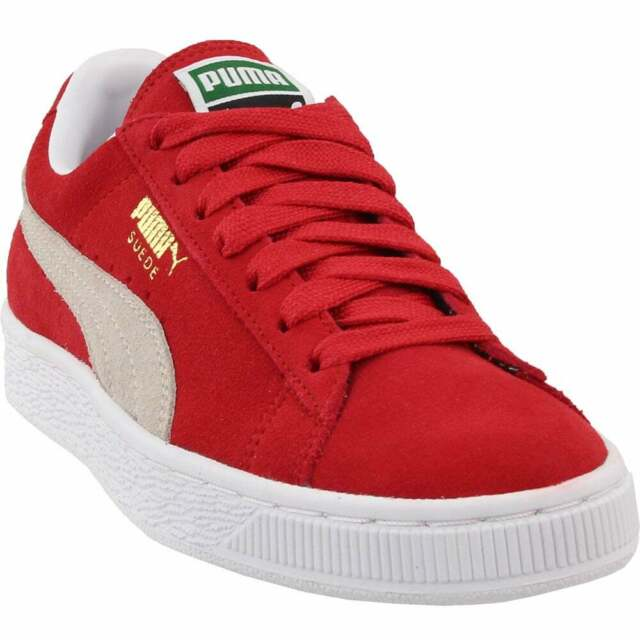 PUMA Thick Laces Vicky Ribbon Suede