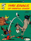 Lucky Luke: v. 12: Rivals of Painful Gulch by Goscinny (Paperback, 2008)