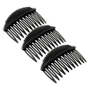 3 Pièces Peigne à Cheveux Accessoires de Coiffure pour Femme Fille